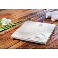 <b>Весы напольные</b> электронные <b>SOEHNLE Bamboo</b> White 63845 ...
