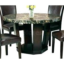 stone top dining room tables round table kitchen riverside forge set