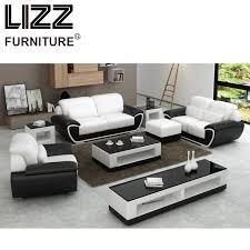 Corner Sofas Living Room Sets Miami Modern Leather Sectional Sofa