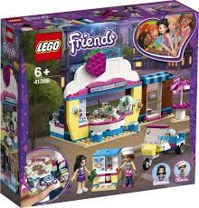 <b>Конструктор LEGO Кондитерская Оливии</b> (41366) купить в ...