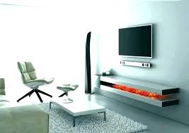 floating tv shelf wall mounted oden cabinets with shelves furniture under grey stained unit for stand