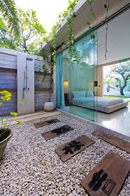 Indoor Outdoor Shower 50 stunning outdoor shower spaces that take you to  urban paradise
