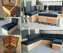 40 DIY Outdoor Pallet Furniture Ideas And Tutorials Outdoor Amazing Pictures Of Pallet Furniture Design