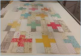 Litamora's Quilt & Design: Low volume Plus Quilt and Bloom quilt & The other ladies have also made a lot of progress on their quilts, so be  sure to visit their blogs to see their progress on the Plus quilts as well  as the ... Adamdwight.com