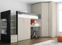 bed with office underneath. Bunk Bed Office Underneath \u2013 Interior Design Small Bedroom With N