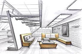 Interior Perspective Drawing at GetDrawingscom Free for personal
