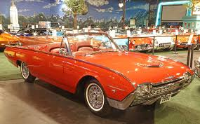 1962 Ford ThunderBird Convertible - Welcome to Cars of Dreams Museum