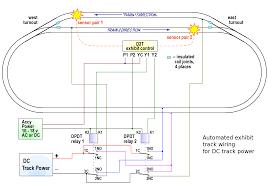 model railroad wiring diagrams model train wiring diagrams at Train Wiring Diagrams