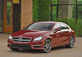 2012 Mercedes-Benz CLS Coupe hits the tarmac