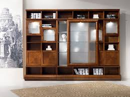 Dazzling Modern Corner Furniture Living Room Cabinets With Doors Design And