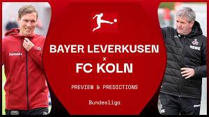 Currently, fc augsburg rank 13th, while 1. Bayer Leverkusen Vs Fc Koln Live Stream Watch Bundesliga Online
