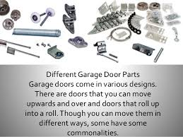 garage door partsKnow the Different Garage Door Parts and Repairs in Melbourne