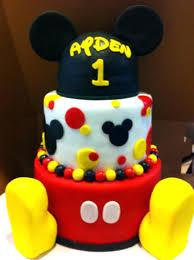 Mickey Mouse Birthday Cake Ideas S Betseyjohnsonshoesus