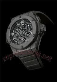 top quality replica hublot king power watches on hublot big bang king power all black tourbillion ceramic mens watch 708 ci 0110