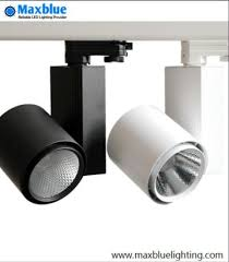 commercial lighting dimmable led track for shop with ce saa certificates dimmable led track lighting d77