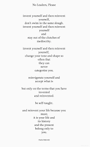 Charles Bukowski Quotes Beautiful Creatures Stay out of the clutches of mediocrity Resonate Pinterest 14