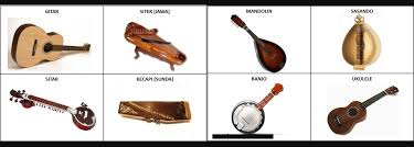 Alat musik tradisional ini dimainkan dengan alatmusik lain yang ada di riau. 10 Alat Musik Petik Beserta Gambar Penjelasan Lengkap