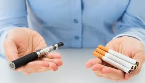 Some smokers credit e-cigarettes with saving their lives – does that matter?