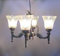 antique chandeliers modern in india