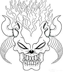 Skull And Crossbones Coloring Pages Coloring Book Fun Acessorizame