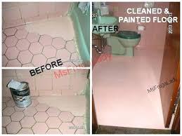 painting ceramic tile floor bathroom floor tile paint excellent bathroom floor tile paint room design ideas