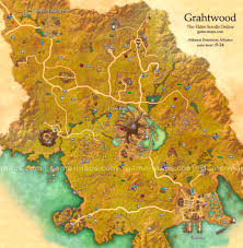 grahtwood map the elder scrolls online game maps com Eso Map grahtwood zone map heaven, elden root, redfur trading post the elder scrolls online eso maps, guides & walkthroughs eso map guide
