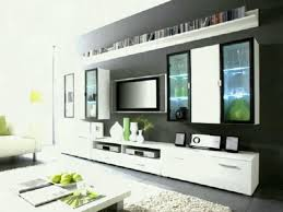 built in tv wall units new home design room cabinet diy open white furniture of