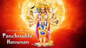 Panchmukhi hanuman wallpaper full size ...
