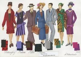 Webster University Costume Design Costume Design I Webster University Thoroughly Modern