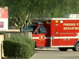 vehicle rollover in phoenix sunday morning sends 2 to hospital in serious condition abc15 arizona