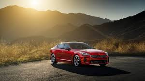 The Kia Stinger Gt Is The Quickest Mph Car Kia Has Ever Made