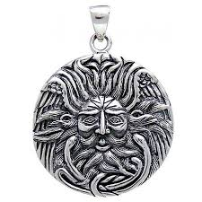 belenos sun disk pendant in sterling silver at jewelry gem sterling silver jewerly