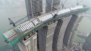 City Lights Of China Coupon Raffles City Chongqing Chinas Latest Engineering Marvel