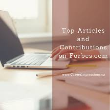 Forbes Resume Tips My Top Resume And Job Search Articles On Forbes Career