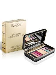 l oreal travel collection couture mademoiselle make up palette makeup kalos billige skønheds produkter