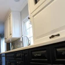 upper cabinet lighting. Dark Lower Cabinets And Light Upper In Kitchen Cabinet Lighting