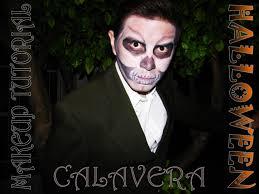 skull makeup tutorial for men maquillaje calavera you