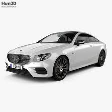 The 2 door coupe, the 4 door sedan and the 2 door cabriolet version. Mercedes Benz E Class C238 Coupe Amg Line 2016 3d Model Max Obj 3ds Fbx C4d Lwo