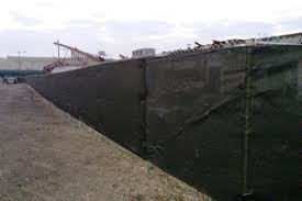 chain link fence privacy screen. Chain Link Fence Windscreen Privacy For Construction Site Screen