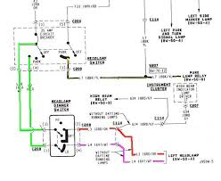 cj5 ignition wiring diagram cj5 automotive wiring diagrams ignition wiring diagram yj dimmerswitch2