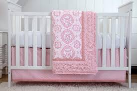pretty pink bohemian princess nursery