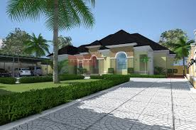 Small Picture Luxury Bungalow Designs In Nigeria Ideasidea
