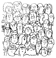 Small Picture Faces coloring page Free Printable Coloring Pages