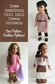 18 Doll Clothes Patterns Interesting Inspiration