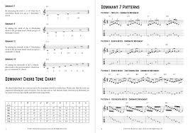 Guitar Arpeggios Chart Pdf 101 Dominant Arpeggio Patterns For Guitar Pdf Ebook In
