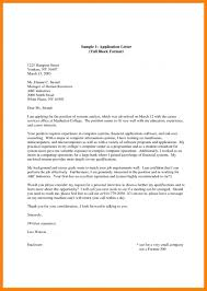 Sample Cover Letter For College Application. cover letter resume ...