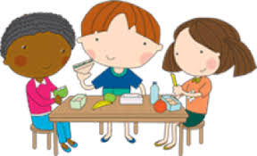 Image result for eating lunch with your child at school
