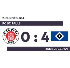 Hsv zeigt gegen dresden seine zwei gesichter; Fc St Pauli Hamburger Sv Souveraner Dreier Gegen St Pauli 2 Bundesliga Welt