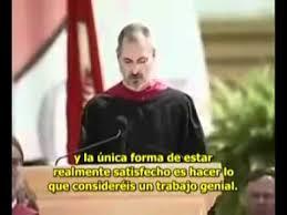 Discurso De Steve Jobs Subtitulado Youtube