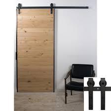 modern barn door closet doors